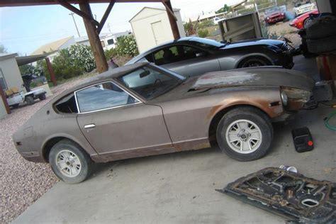 Datsun 240z Restoration Parts by Datsun 240z Restoration And Modification Part 2
