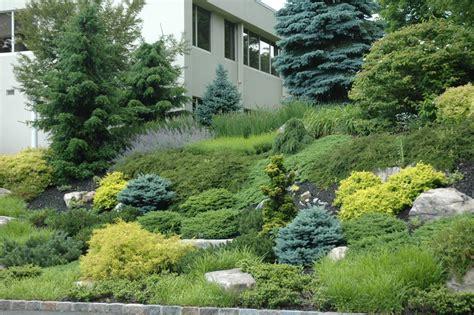 maher greenwald fine gardens slopes  rock gardens