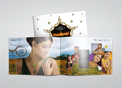brochure catalog  behance