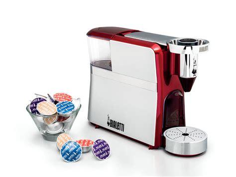 Bialetti Diva Pod Coffee Machine By Design Group Italia