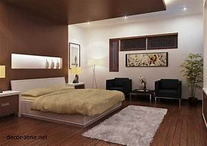 modern bedroom designs in a brown color With brown and white bedroom ideas
