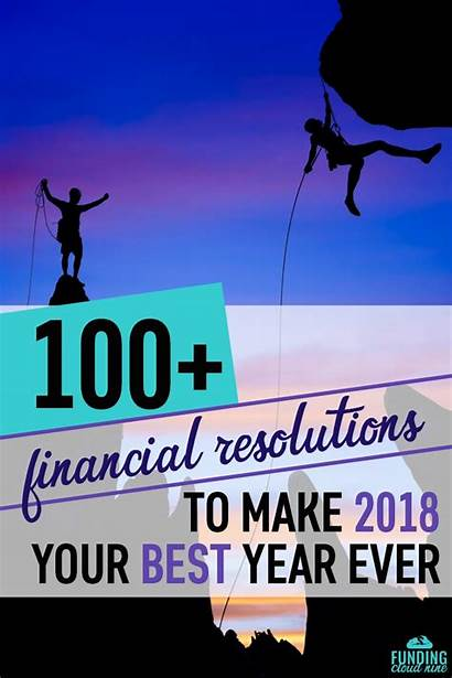 Resolutions Financial Resolution Ever Fanatic Pressing Simply