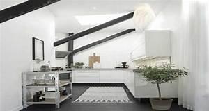 tendance deco pour l39amenagement d39une cuisine ouverte With couleur de maison tendance exterieur 8 amenagement optimise et deco pour ma cuisine ouverte