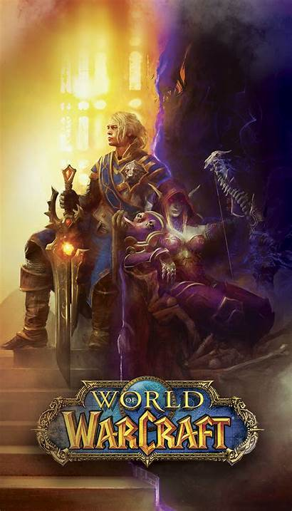 Warcraft Wallpapers Phone Cell Battle Backgrounds Smartphone