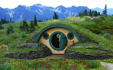 14 delightful Hobbit Hole homes that will become your