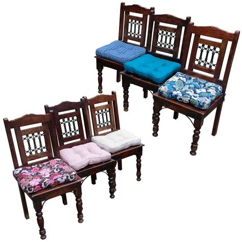 padded seat cushions chair cushion tie on dining garden