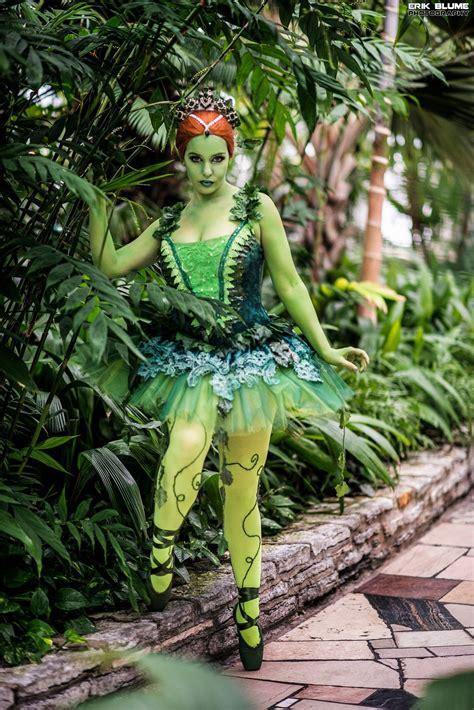 ballerina poison ivy costume adafruit industries