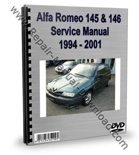 free online car repair manuals download 1994 alfa romeo spider engine control alfa romeo 145 146 service repair manual workshop download down