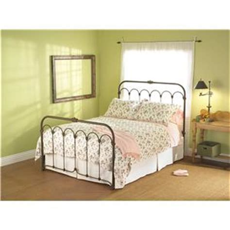 Iron And Footboards by Wesley Allen Iron Beds King Hillsboro Iron Headboard And