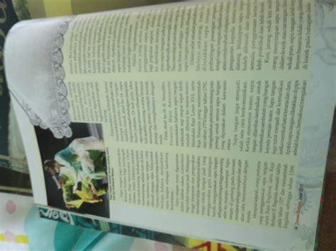 aku tulis artikel tentang sapu tangan pengganti diri