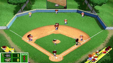 Backyard Sports Players by Backyard Baseball Episode 1 Picking Players Season