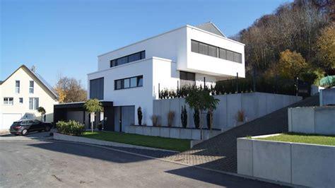 Moderne Häuser Im Hang by Haus Am Hang Mit Weitblick Diemer Architekten Homify