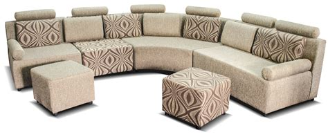 Oyule L Set by Local Made Sofa Set Tissus Finish Relaxon