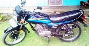 Honda Gl Max 105  U0026 125
