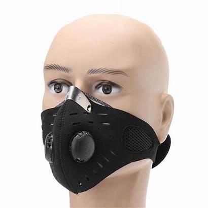 Mask Face Respirator Half Protection Gas Transparent