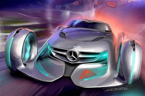 mercedes benz silver lightning wallpaper gallery