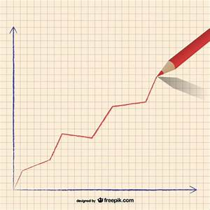 Steigende Kurve Kostenlose Vektoren  Fotos Und Psd