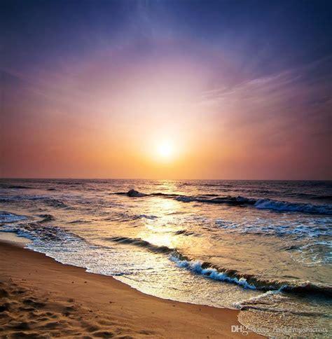 vinyl  drop photography background beach sunset