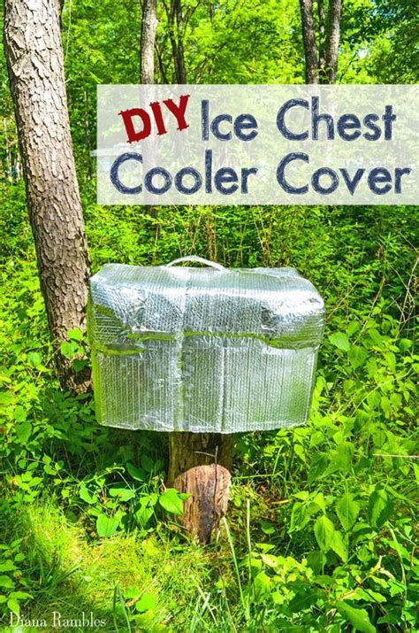 1000 ideas about chest cooler on wooden