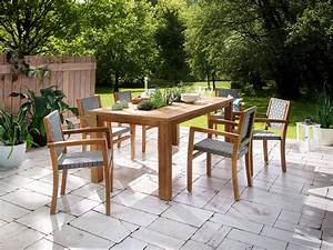 Gartenmöbel Set Grau : gartenm bel set caracas taplok grau gartenm bel sets von ~ Whattoseeinmadrid.com Haus und Dekorationen