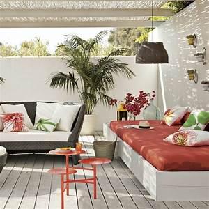 Mobilier De Terrasse : mobilier de terrasse pas cher salon de jardin rond objets decoration maison ~ Teatrodelosmanantiales.com Idées de Décoration