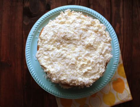 diy louisville eat  pina colada cake