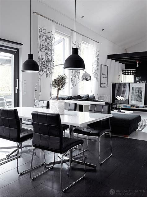 black and white home interior black and white interior design with comfortable