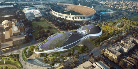 Exposition Park  2028 Olympics  Billie Greer