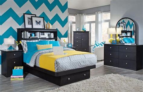 Bedroom Design Blue And Yellow by Color Schemes For And Bedrooms Miss
