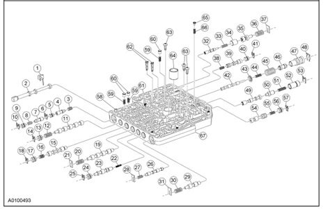 4t65e Diagram Checkball by Why Wont Ford Freestar With A Ax4n Transmission Go Into Od