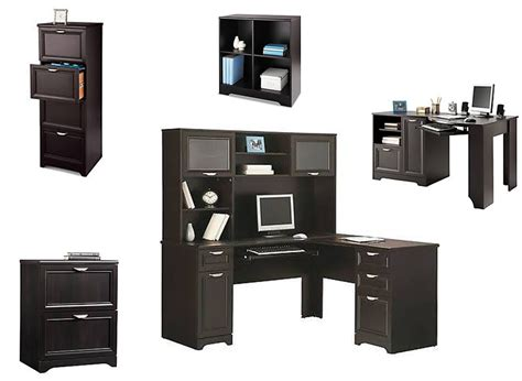 realspace magellan l desk magellan desk with hutch whitevan