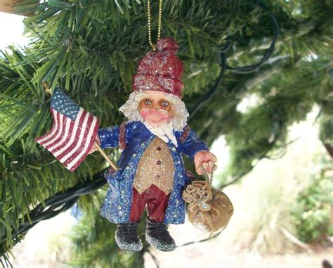 drolleries christmas spirit ornament by demdaco new in