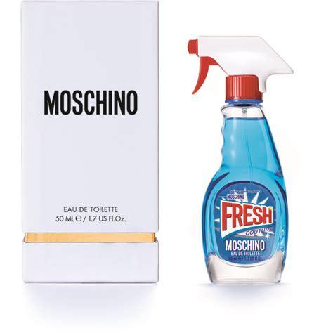 moschino fresh couture eau de toilette 50ml reviews free shipping lookfantastic
