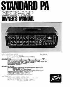 Standard Pa Manuals