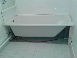 Baignoire Pour 2 : changement de baignoire desclousdescouleurs ~ Edinachiropracticcenter.com Idées de Décoration
