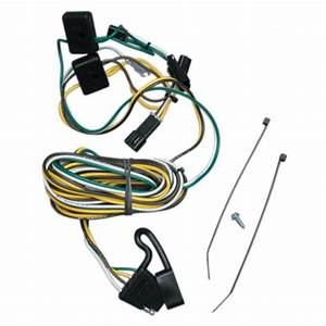 Trailer Wiring Harness Kit For 87