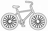 Bicycle Coloring Bike Pages Drawing Easy Bmx Printable Bikes Cycling Template Motorcycle Colorings Vehicles Draw Getdrawings Wecoloringpage Boat Getcolorings Paintingvalley sketch template