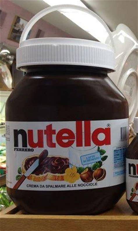 cadeau nutella pour les fans de chocolat pigsou mag