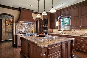 Kitchens - Traditional - Kitchen - other metro - by
