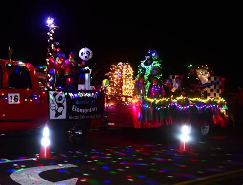 prescott valley festival of lights ushers in christmas