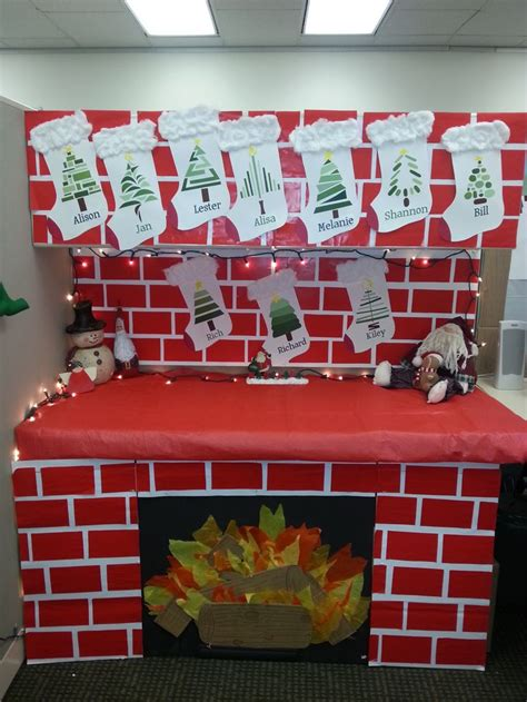 17 best images about holiday decor for desk on pinterest tissue paper stockings and paint