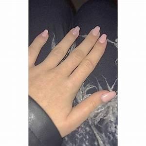 Ongles En Gel Rose : ongles french rose pale ~ Melissatoandfro.com Idées de Décoration
