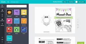 how to make your own wedding invitations own your wedding With wedding invitation maker canva
