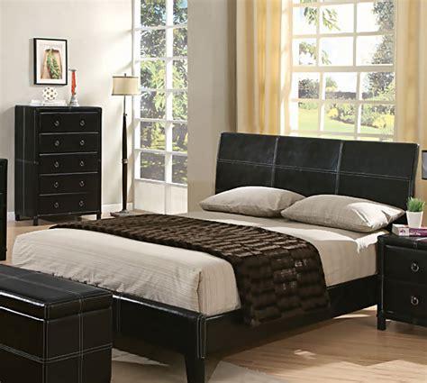 bycast dark brown bedroom set bedroom sets