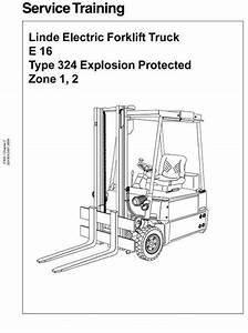 Linde  U2013 Best Repair Manual Download