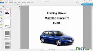 Mazda 3 Facelift Fl-005 Training Manual