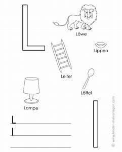Lampe Mit Buchstaben : alphabet lernen buchstaben lernvorlagen ~ Watch28wear.com Haus und Dekorationen