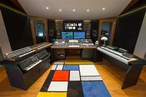 Kalimba Studio — Studio Sound Service