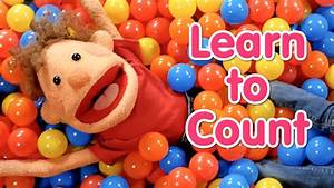 Super Duper Ball Pit | Learn To Count From 1 To 10 ...