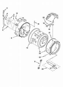 Kenmore Elite Residential Washer Parts